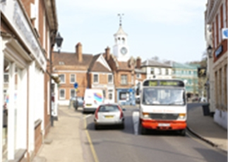 Stagecoach Route  73 - consultation event 11th March