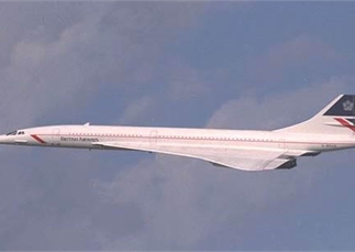 Sandy Information Autumn/Winter Talk -  'CONCORDE - AN INSIDE STORY'