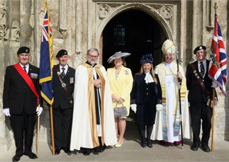 Lord-Lieutenant celebrates vital contribution of voluntary organisations